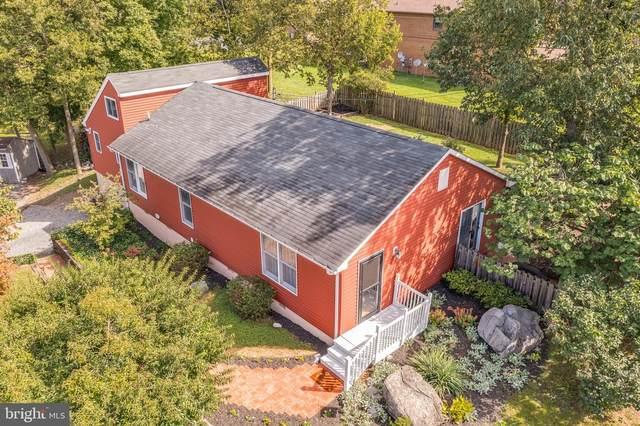 806 Mulberry Drive, MARTINSBURG, WV 25401 (#WVBE2003082) :: Dart Homes
