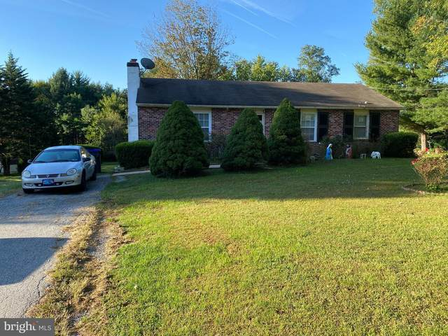 2870 Strasburg Road, COATESVILLE, PA 19320 (#PACT2008570) :: Tom Toole Sales Group at RE/MAX Main Line