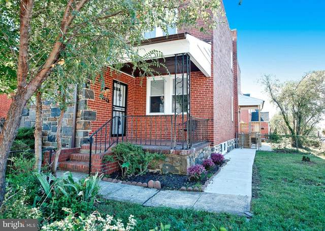 531 Harwood Avenue, BALTIMORE, MD 21212 (#MDBA2014248) :: Compass