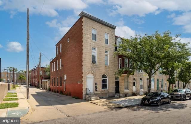 2453 Barclay Street, BALTIMORE, MD 21218 (#MDBA2014258) :: Dart Homes