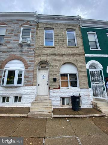1821 Rutland Avenue, BALTIMORE, MD 21213 (#MDBA2014272) :: Betsher and Associates Realtors