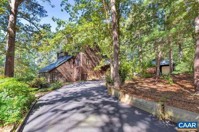 10 Cedar Creek Rd, EARLYSVILLE, VA 22936 (#622624) :: Berkshire Hathaway HomeServices McNelis Group Properties