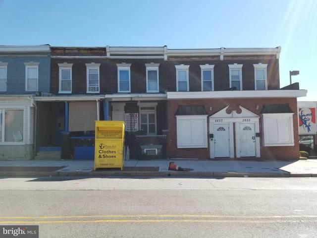 2859 Greenmount Avenue, BALTIMORE, MD 21218 (#MDBA2014284) :: Keller Williams Flagship of Maryland