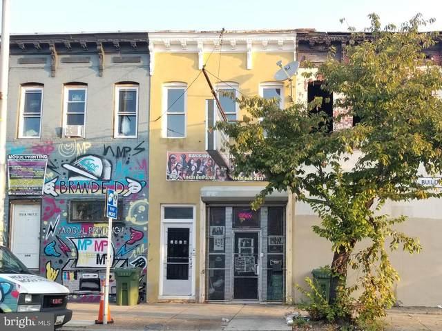 1916 W Pratt Street, BALTIMORE, MD 21223 (MLS #MDBA2014288) :: PORTERPLUS REALTY