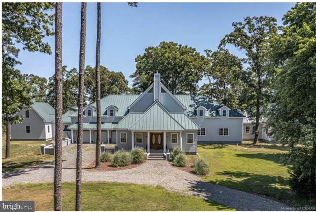 3315 Windmill Point Road, WHITE STONE, VA 22578 (#VALV2000056) :: Shawn Little Team of Garceau Realty