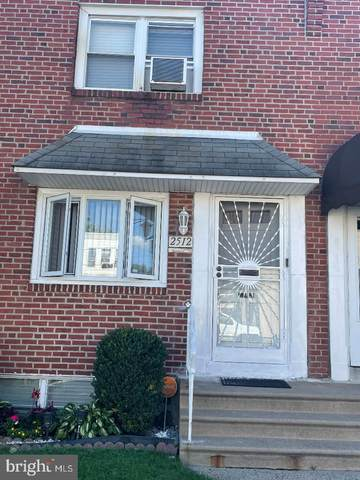 2512 S 73RD Street, PHILADELPHIA, PA 19142 (#PAPH2034804) :: Tom Toole Sales Group at RE/MAX Main Line
