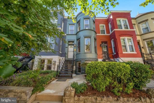 40 R Street NW, WASHINGTON, DC 20001 (#DCDC2016070) :: The Gus Anthony Team