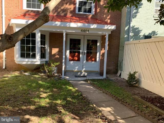 4401 Longworthe Square, ALEXANDRIA, VA 22309 (#VAFX2024866) :: Keller Williams Realty Centre