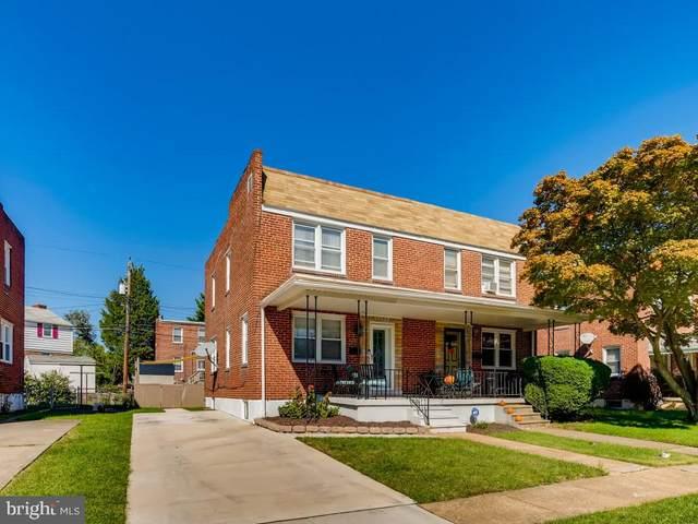 3708 Raspe Avenue, BALTIMORE, MD 21206 (#MDBA2014316) :: Keller Williams Realty Centre