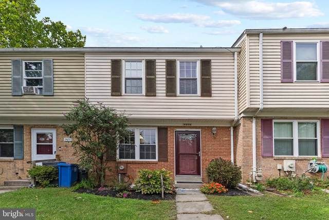 9009 Chesley Knoll Court, GAITHERSBURG, MD 20879 (#MDMC2018438) :: The Mike Coleman Team