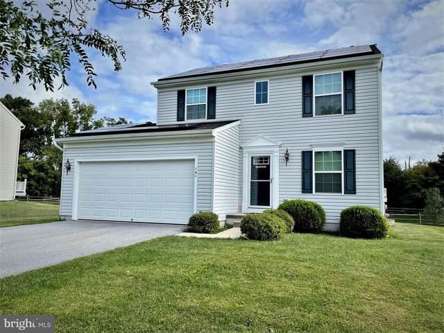 161 Dague Farm Drive, COATESVILLE, PA 19320 (#PACT2008610) :: The Matt Lenza Real Estate Team