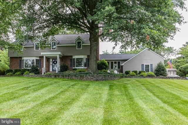 30 W Shore Drive, PENNINGTON, NJ 08534 (#NJME2005722) :: McClain-Williamson Realty, LLC.