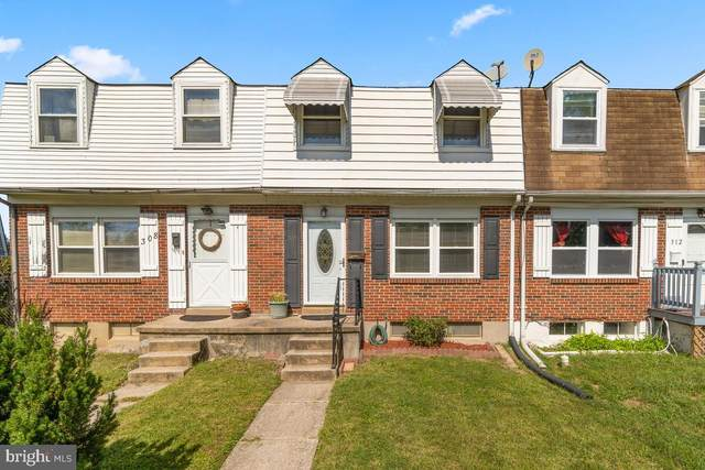 310 Wisewell Court, BALTIMORE, MD 21227 (#MDBC2012778) :: The Gus Anthony Team