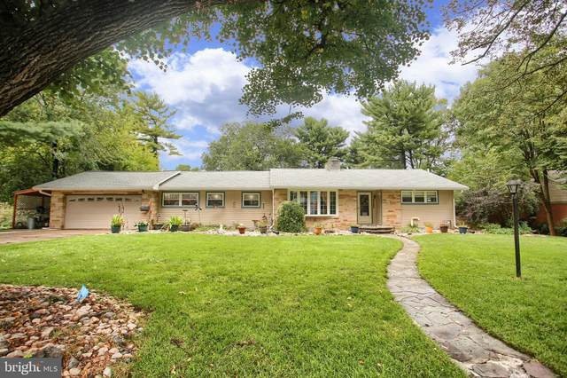 2862 Russell Road, CAMP HILL, PA 17011 (#PACB2003700) :: The Craig Hartranft Team, Berkshire Hathaway Homesale Realty