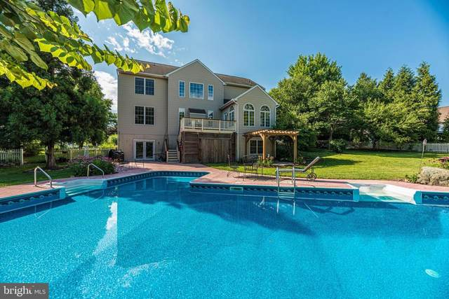 16 Woodmere Circle, MIDDLETOWN, MD 21769 (#MDFR2006688) :: AJ Team Realty