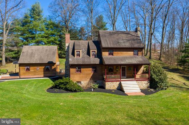 1459 Krafts Mill Road, SPRING GROVE, PA 17362 (#PAYK2007094) :: The Joy Daniels Real Estate Group