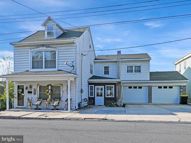 2170 W Norwegian Street, POTTSVILLE, PA 17901 (#PASK2001684) :: Tom Toole Sales Group at RE/MAX Main Line