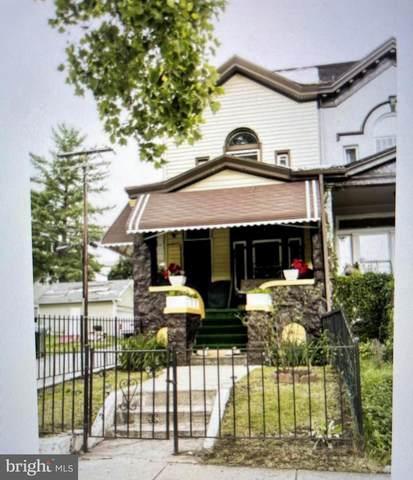 3440 Mondawmin Avenue, BALTIMORE, MD 21216 (#MDBA2014356) :: The Miller Team