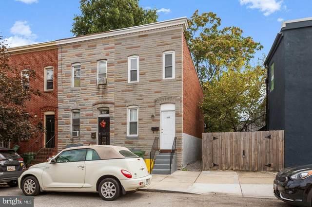 327 W 28TH Street, BALTIMORE, MD 21211 (#MDBA2014360) :: Betsher and Associates Realtors