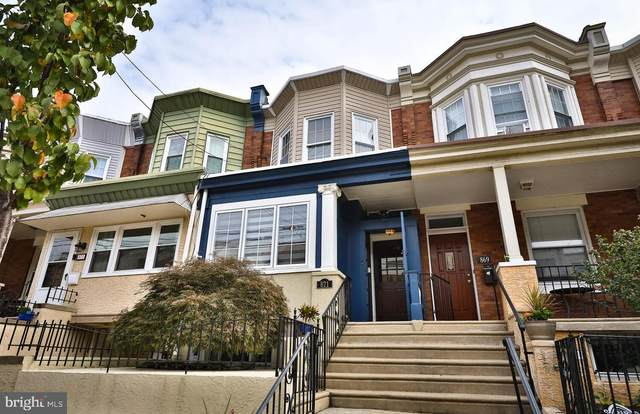 871 N Pennock, PHILADELPHIA, PA 19130 (#PAPH2034978) :: Tom Toole Sales Group at RE/MAX Main Line