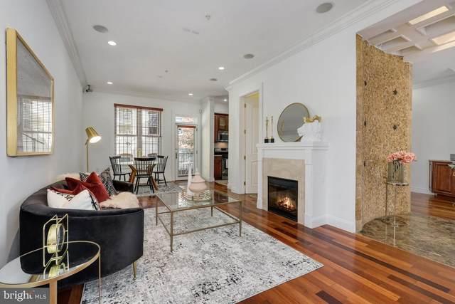 815 T Street NW A, WASHINGTON, DC 20001 (#DCDC2016186) :: Crossman & Co. Real Estate