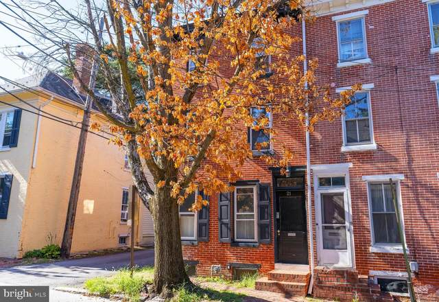 21 W Barnard Street, WEST CHESTER, PA 19382 (#PACT2008652) :: Tom Toole Sales Group at RE/MAX Main Line