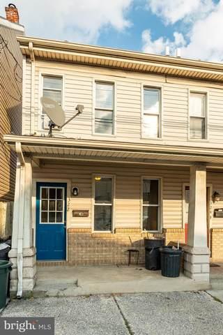 322 S 9TH Street, LEBANON, PA 17042 (#PALN2001892) :: The Craig Hartranft Team, Berkshire Hathaway Homesale Realty