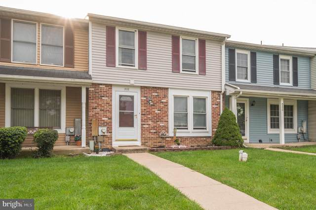 332 Adams Street, COATESVILLE, PA 19320 (#PACT2008662) :: Tom Toole Sales Group at RE/MAX Main Line