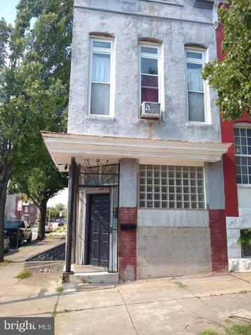 1924 Harlem Avenue, BALTIMORE, MD 21217 (#MDBA2014414) :: EXIT Realty Enterprises