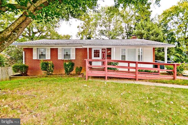 8123 Murray Hill Drive, FORT WASHINGTON, MD 20744 (#MDPG2013872) :: The Putnam Group