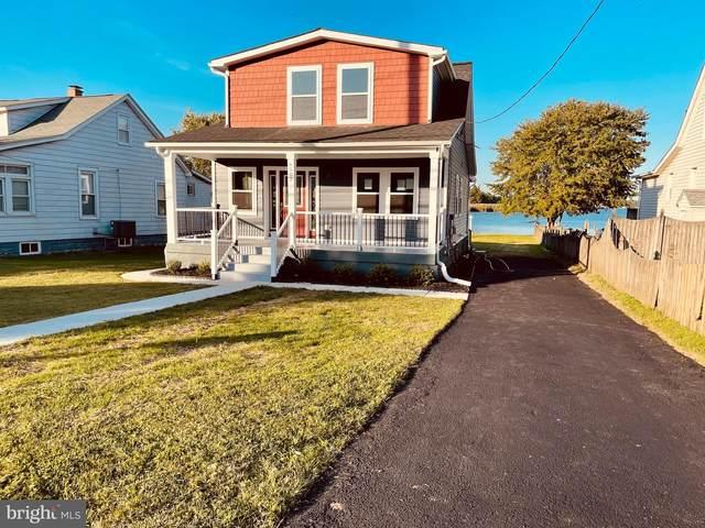 6502 North Point Road, BALTIMORE, MD 21219 (#MDBC2012826) :: Dart Homes
