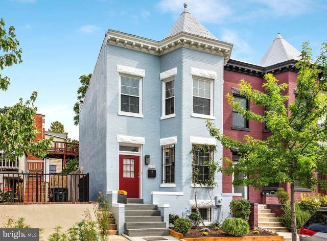 2225 Flagler Place NW, WASHINGTON, DC 20001 (#DCDC2016234) :: The Gus Anthony Team