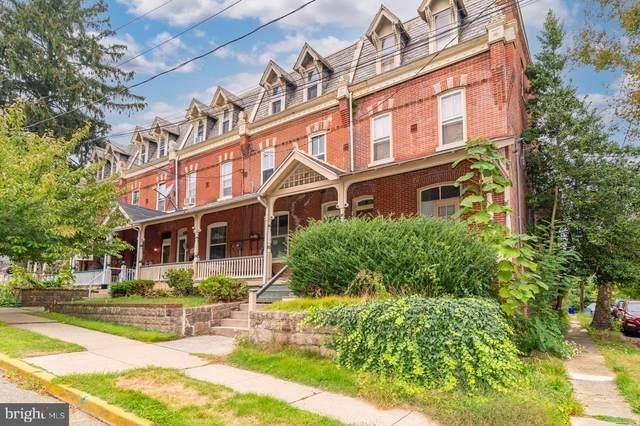 124 Hunter Street, WOODBURY, NJ 08096 (#NJGL2005458) :: The Matt Lenza Real Estate Team