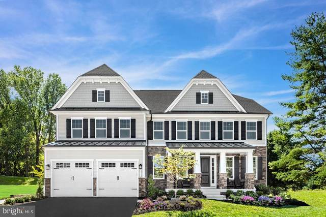 7691 Cross Creek Drive, COLUMBIA, MD 21044 (#MDHW2005630) :: The Miller Team