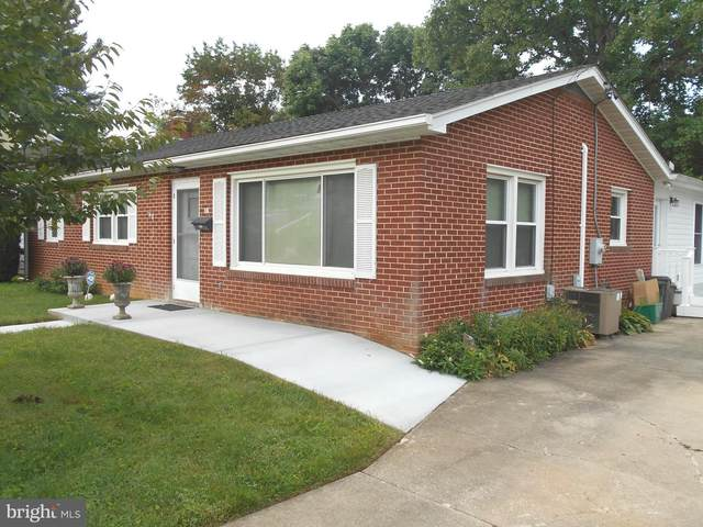 31 Chase Street, WESTMINSTER, MD 21157 (#MDCR2002914) :: The Sky Group