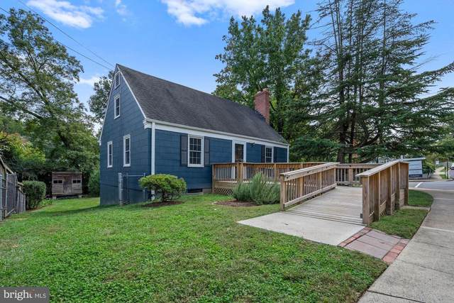 4956 25TH Street S, ARLINGTON, VA 22206 (#VAAR2005920) :: Crews Real Estate