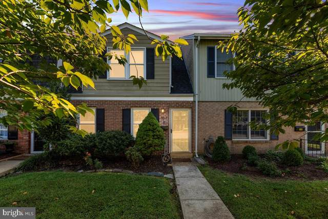 907 Bethany Court #4, ANNAPOLIS, MD 21403 (#MDAA2011536) :: The Riffle Group of Keller Williams Select Realtors