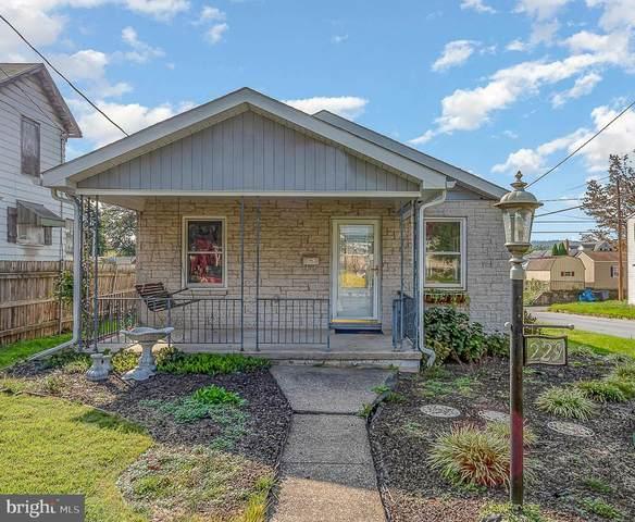 229 Cherry Street, HIGHSPIRE, PA 17034 (#PADA2004256) :: Murray & Co. Real Estate
