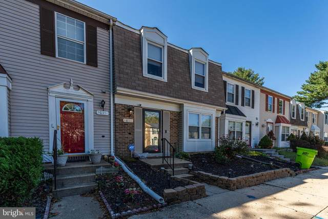 5813 Folgate Court, CAPITOL HEIGHTS, MD 20743 (#MDPG2013958) :: Dart Homes