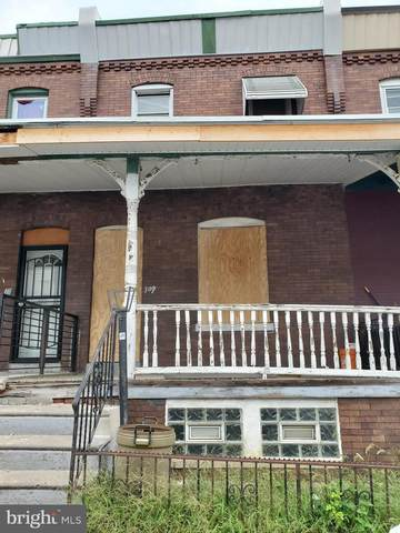 109 N Millick Street, PHILADELPHIA, PA 19139 (#PAPH2035354) :: Tom Toole Sales Group at RE/MAX Main Line