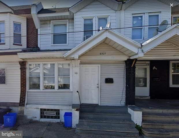 6527 Saybrook Avenue, PHILADELPHIA, PA 19142 (MLS #PAPH2035424) :: PORTERPLUS REALTY