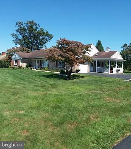 25 Oak Hill Drive, PARADISE, PA 17562 (#PALA2006234) :: McClain-Williamson Realty, LLC.