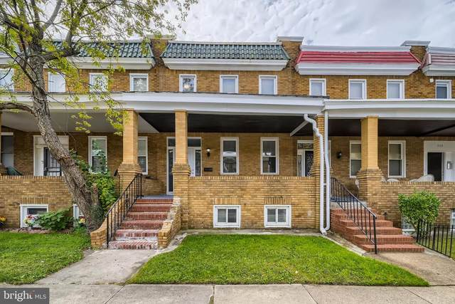3137 Cliftmont Avenue, BALTIMORE, MD 21213 (#MDBA2014548) :: The Miller Team