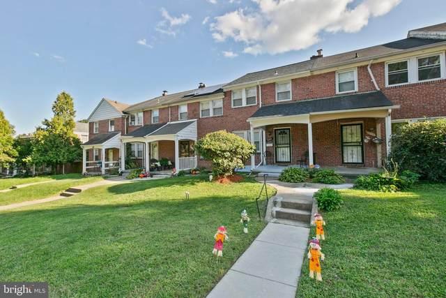 5153 Frederick Avenue, BALTIMORE, MD 21229 (#MDBA2014552) :: Betsher and Associates Realtors