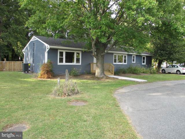 702 Romancoke Road, STEVENSVILLE, MD 21666 (MLS #MDQA2001198) :: Maryland Shore Living | Benson & Mangold Real Estate