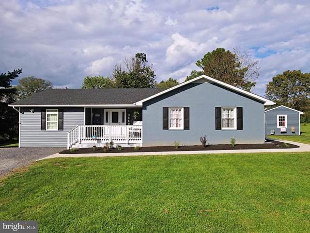1076 Carters Lane, WINCHESTER, VA 22602 (#VAFV2002164) :: CENTURY 21 Core Partners