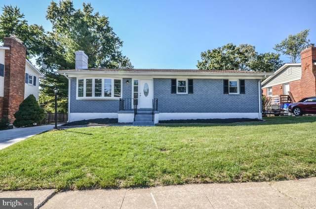 412 Chalfonte Drive, CATONSVILLE, MD 21228 (#MDBC2012940) :: McClain-Williamson Realty, LLC.