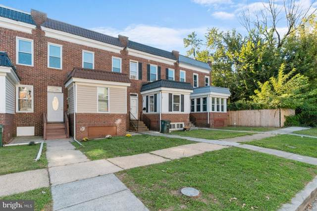 3532 Overview Road, BALTIMORE, MD 21215 (#MDBA2014582) :: The Putnam Group