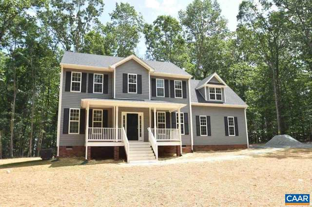 5915 Courthouse Rd Court 5A, LOUISA, VA 23093 (#622707) :: Dart Homes