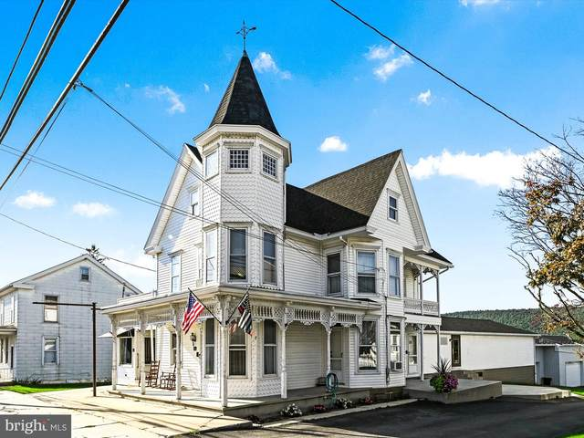 1104-1106 W Main Street, VALLEY VIEW, PA 17983 (#PASK2001712) :: Compass